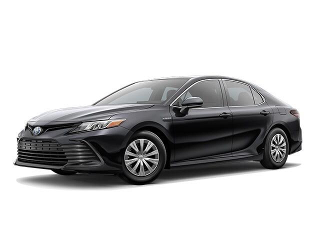 2021 Toyota Camry Hybrid Sedan