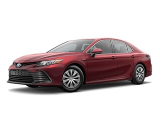 New 2021 Toyota Camry Hybrid Hybrid LE Sedan 211436 for sale in Thorndale, PA