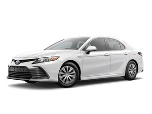 2021 Toyota Camry Hybrid LE Sedan for sale in Hollywood, CA