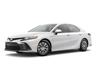 New 2021 Toyota Camry Hybrid 4T1C31AK7MU551417 for sale in Chandler, AZ
