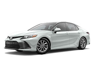 2021 Toyota Camry Sedan Wind Chill Pearl Midnight Black Metallic