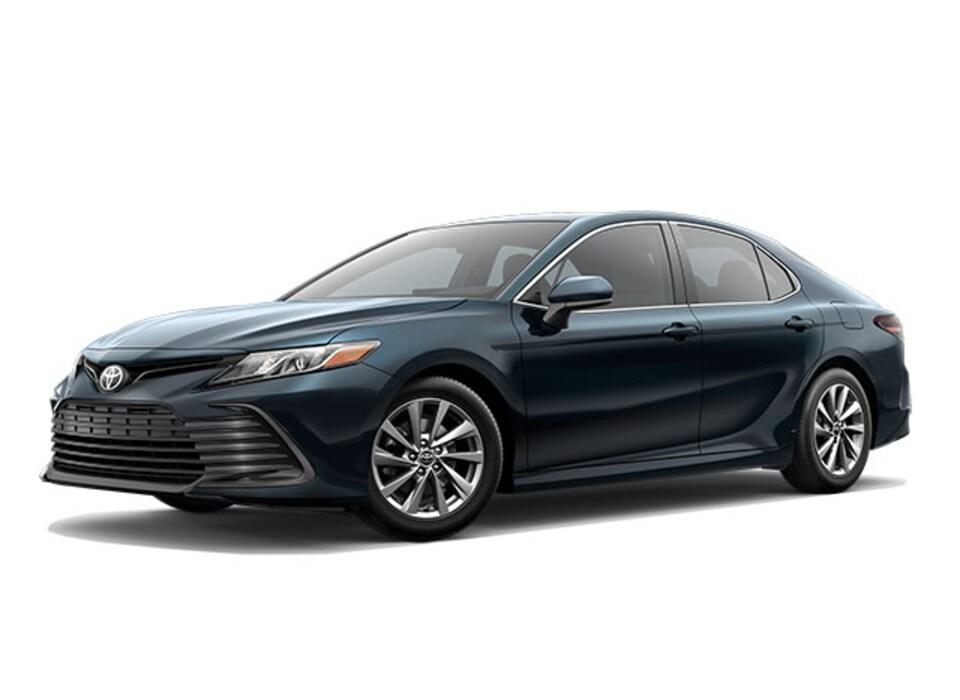 2021 Toyota Camry LE Car