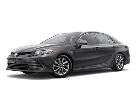Featured new 2021 Toyota Camry LE Sedan for sale in Marion, IL