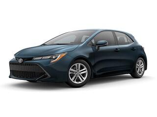 New 2021 Toyota Corolla Hatchback SE Hatchback in Marietta, OH