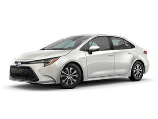 2021 Toyota Corolla Hybrid w/Li Battery Sedan