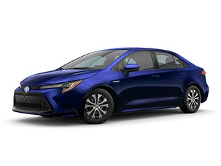2021 Toyota Corolla Hybrid w/Li Battery Sedan