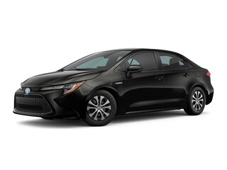 New 2021 Toyota Corolla Hybrid LE Sedan in Charlotte