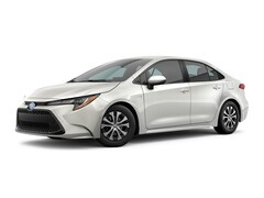 2021 Toyota Corolla Hybrid LE Sedan for sale near you in Corona, CA