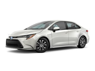 2021 Toyota Corolla Hybrid LE Sedan For Sale in Redwood City, CA