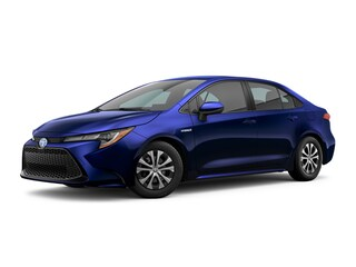 New 2021 Toyota Corolla Hybrid LE FWD for Sale in Streamwood, IL