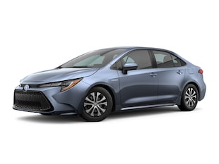 2021 Toyota Corolla Hybrid LE Sedan for sale in Hollywood, CA