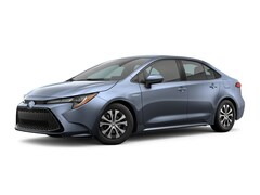 2021 Toyota Corolla Hybrid LE Sedan for sale near you in Albuquerque, NM