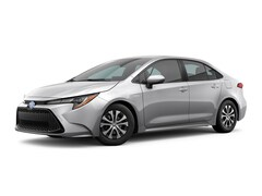 New 2021 Toyota Corolla Hybrid LE Sedan for sale in Albuquerque, NM