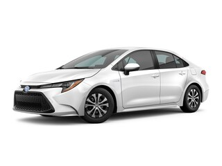2021 Toyota Corolla Hybrid LE Sedan For Sale in Marion, OH
