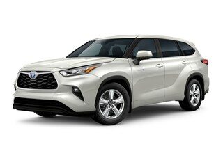 New 2021 Toyota Highlander Hybrid 5TDZARAH1MS503519 for sale in Chandler, AZ