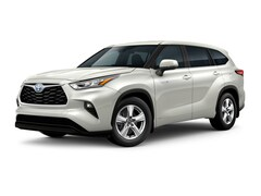 New 2021 Toyota Highlander Hybrid LE SUV for sale in Albuquerque, NM