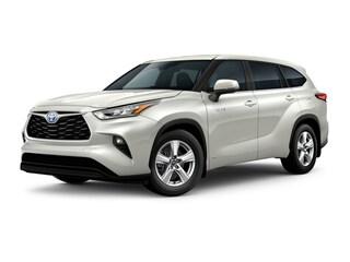 New 2021 Toyota Highlander Hybrid LE SUV 5TDBBRCH3MS020822 23051 serving Baltimore