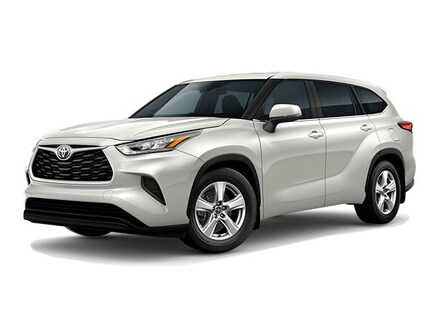 Featured New 2021 Toyota Highlander L SUV for sale near you in Albuquerque, NM