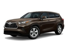 New 2021 Toyota Highlander L SUV for sale in Modesto, CA