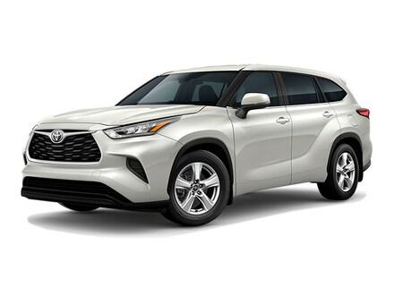 2021 Toyota Highlander L Sport Utility
