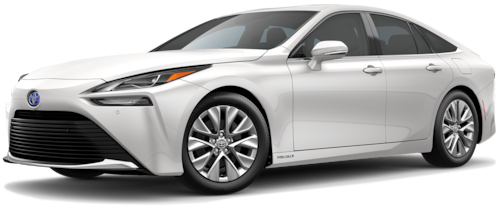 2021 Toyota Mirai Sedan