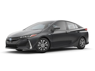 2021 Toyota Prius Prime LE Hatchback for sale in Hollywood, CA