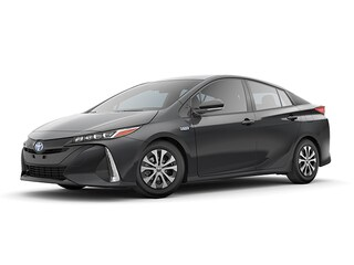 New 2021 Toyota Prius Prime LE Hatchback