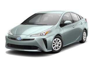 New 2021 Toyota Prius L Hatchback Lodi, CA