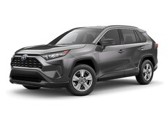 New 2021 Toyota RAV4 Hybrid HYBRID LE SUV for sale in Waterford, MI