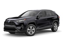 2021 Toyota RAV4 Hybrid Hybrid LE AWD (Natl) *Ltd Avail* SUV for sale at Young Toyota Scion in Logan, UT