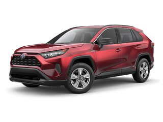 New 2021 Toyota RAV4 Hybrid LE SUV for sale in Appleton, WI at Kolosso Toyota