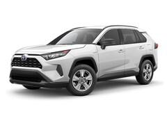 2021 Toyota RAV4 Hybrid LE SUV for Sale in Seaside CA
