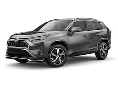 New 2021 Toyota RAV4 Prime SE SUV 40510 JTMCB3FV9MD015865 for sale in Rutland, VT