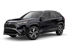 Buy a 2021 Toyota RAV4 Prime SE SUV For Sale in Augusta
