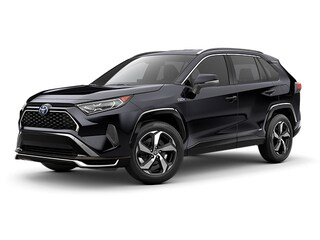 New 2021 Toyota RAV4 Prime SE SUV Lawrence, Massachusetts