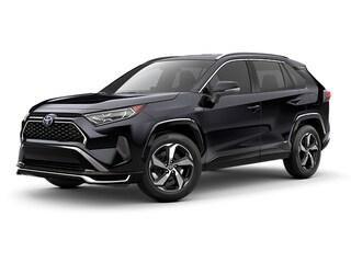 New 2021 Toyota RAV4 Prime SE SUV for sale near you in Boston, MA