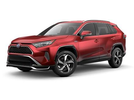 New 2021 Toyota RAV4 Prime for sale near Canton, OH