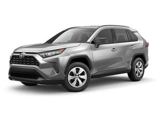 2021 Toyota RAV4 LE 2WD SUV