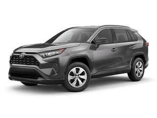 New 2021 Toyota RAV4 LE SUV for sale in Charlotte, NC
