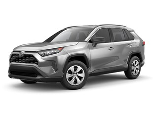 2021 Toyota RAV4 LE SUV for sale in Hollywood, CA