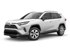 New 2021 Toyota RAV4 LE SUV for Sale in Hawaii at Servco Toyota