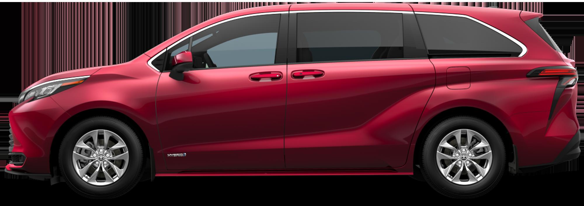 2021 Toyota Sienna Van LE 8-Passenger