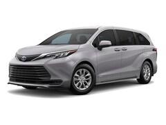 New 2021 Toyota Sienna LE 8 Passenger Van Passenger Van 5TDKRKEC2MS015387 23615 near Owings Mills MD