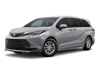 New 2021 Toyota Sienna LE 8 Passenger Van for sale in Charlotte