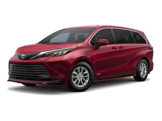 New 2021 Toyota Sienna LE 8 Passenger Van 5TDKRKEC3MS031548 in Winchester, VA