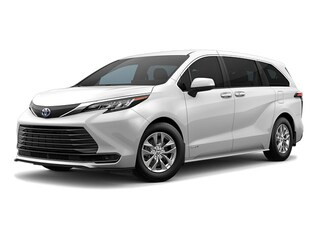 New 2021 Toyota Sienna LE 8 Passenger Van Passenger Van for sale in Franklin, PA