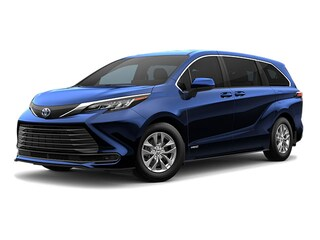 all-all 2021 Toyota Sienna LE Van