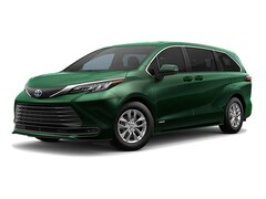 New 2021 Toyota Sienna LE 8 Passenger Van Passenger Van for sale near Easton, MD