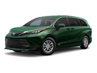 New 2021 Toyota Sienna LE 8 Passenger Van