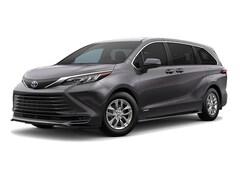 New 2021 Toyota Sienna LE 8 Passenger Van Passenger Van 5TDKSKFC5MS008680 23454 near Owings Mills MD